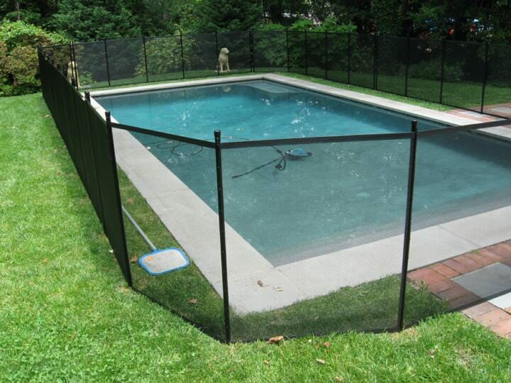 pool fence installations in Montgomery County, PA