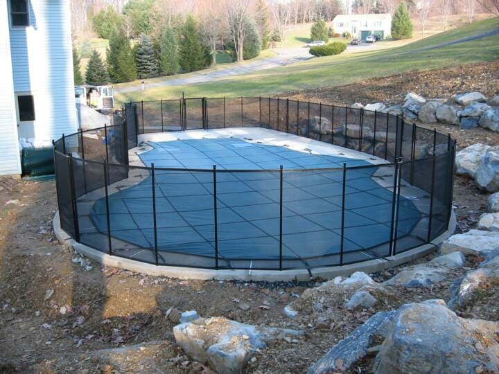 pool fence installer in Montgomery County, PA