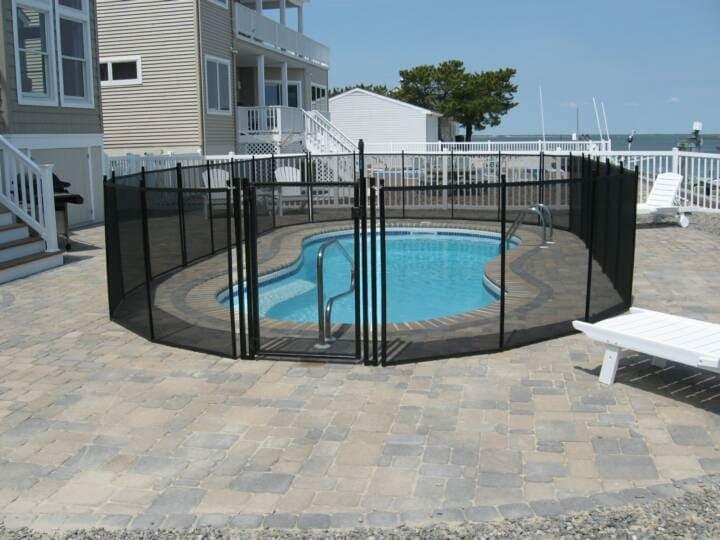 pool fence Burlington County, NJ