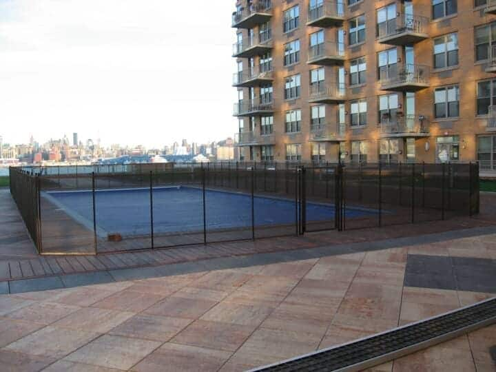pool fence installer Burlington County, NJ