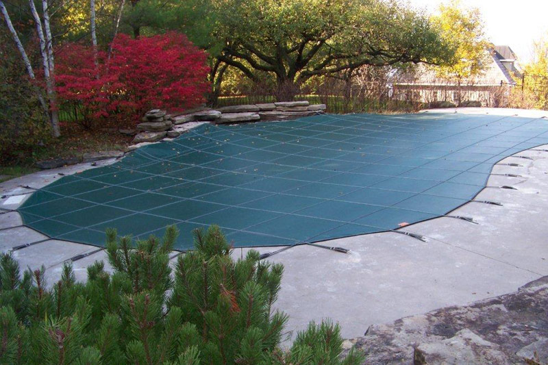 pool cover installations Pennsylvania, Delaware & New Jersey