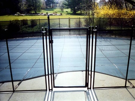 pool fence installation Delaware County, PA