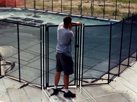 pool fence installer Delaware County