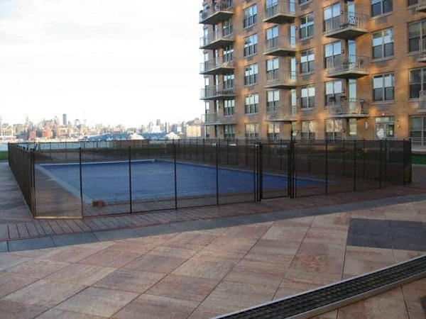 pool fence installation in Camden County, New Jersey