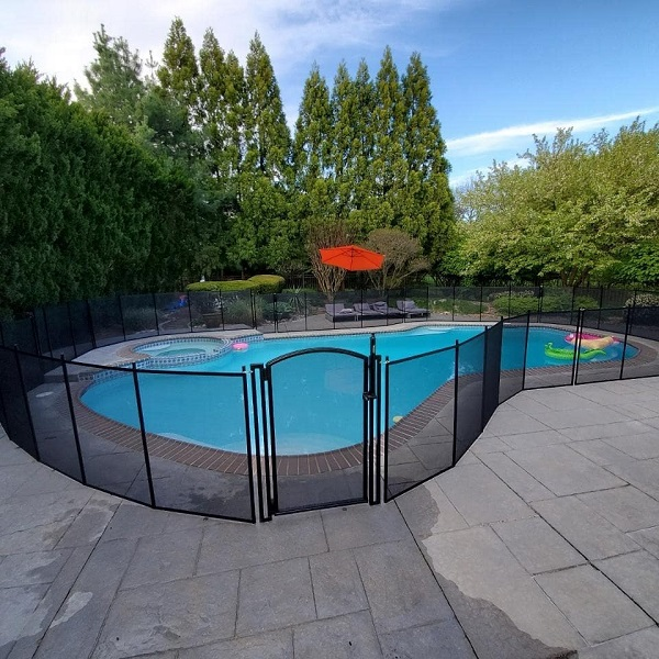 Life Saver pool fence installations in Atlantic County, NJ