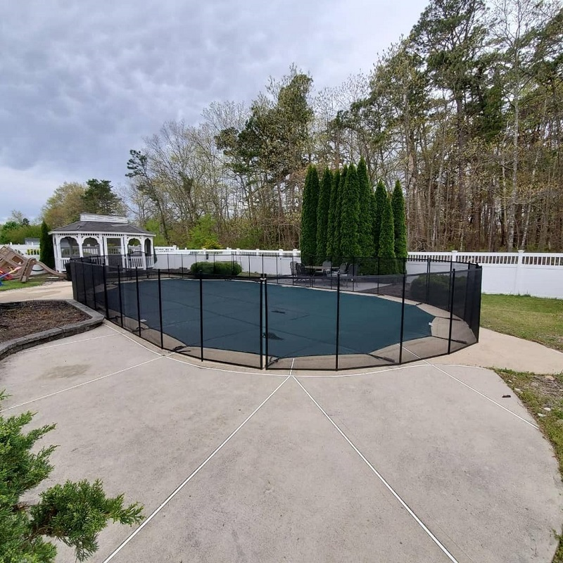 pool fence installer/pool fence company in Cape May County, NJ