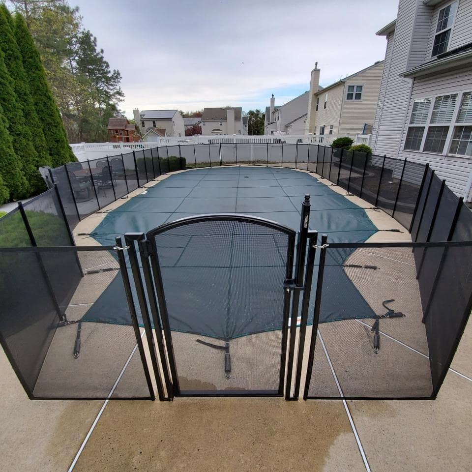 pool fence installations in Salem County, NJ
