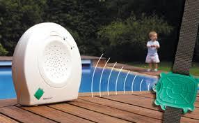 Safety Turtle pool alarm