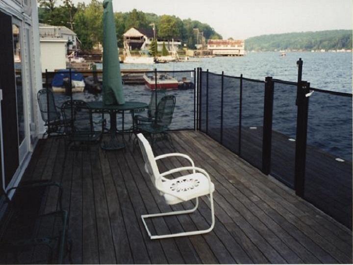 boat dock fence installation Philadelphia, PA