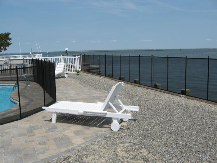 seawall fence installed in Philadelphia, PA