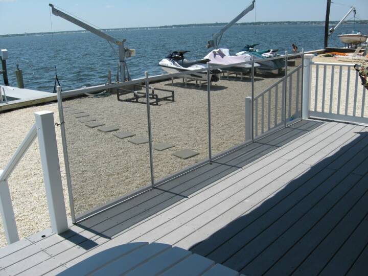 seawall mesh fence installations PA